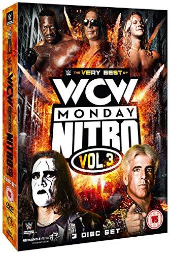 Wwe: The Very Best Of Wcw Nitro Vol.3 (3 Dvd) [Edizione: Regno Unito] [Edizione: Regno Unito]