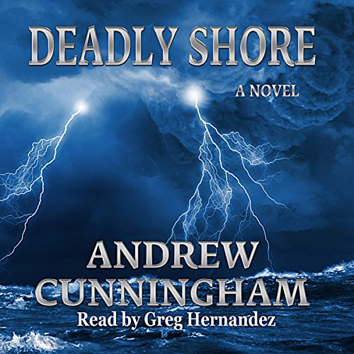 Deadly Shore audiobook cover art