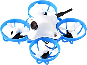 BETAFPV Meteor65 Frsky LBT 1S Brushless Whoop Drone with BT2.0 Connector F4 1S Brushless FC V2.1 22000KV 0802 Motor for Micro Tiny Whoop FPV Racing Whoop Drone Quadcopter
