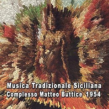 Musica tradizionale siciliana (1954)