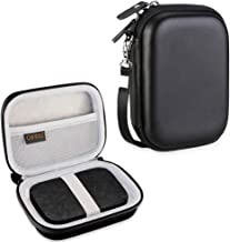 Canboc Shockproof Carrying Case Storage Travel Bag for HP Sprocket Portable Photo Printer and (2nd Edition) / Polaroid Zip Mobile Printer/Lifeprint 2x3 Portable Protective Pouch Box, Black