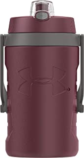 Under Armour Sideline 64 Ounce Water Jug, Maroon
