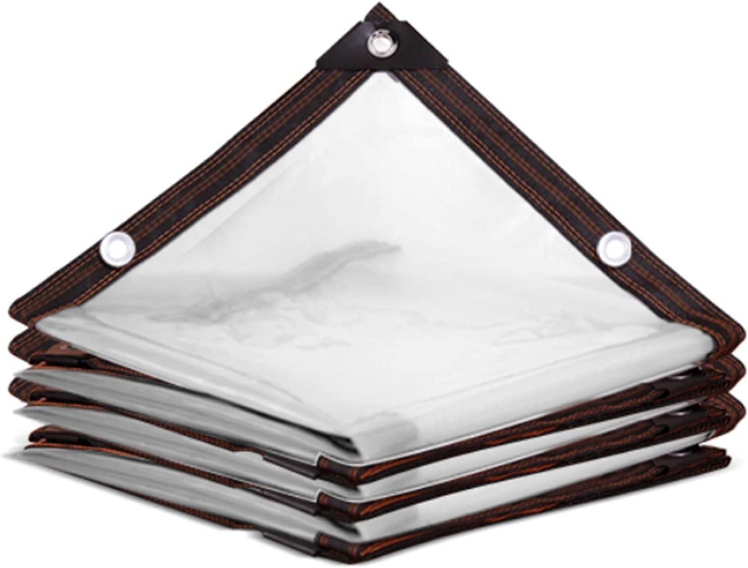 AWSAD Transparent Tarpaulin Weatherproo New color Waterproof Discount mail order PVC