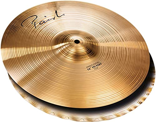 la mejor selección de Paiste Signature Precision 14 14 14  Sound Edge HiHat · Plato-Hi-Hat  Felices compras