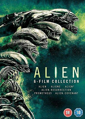 Aliens Boxset (6 Titles) [Edizione: Regno Unito] [Reino Unido] [DVD]
