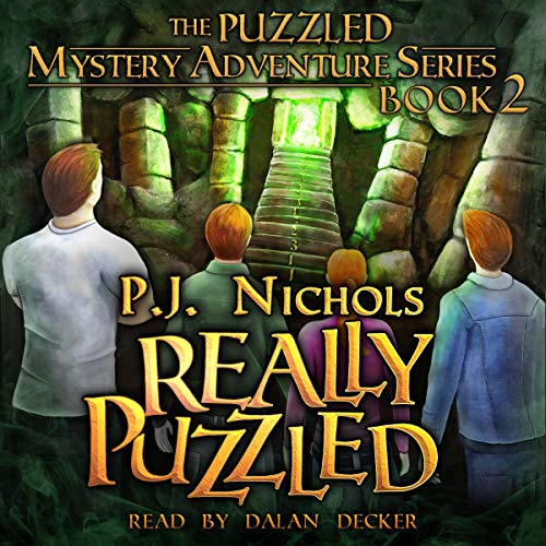 Really Puzzled audiobook cover art