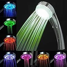 LED Color Changing Shower