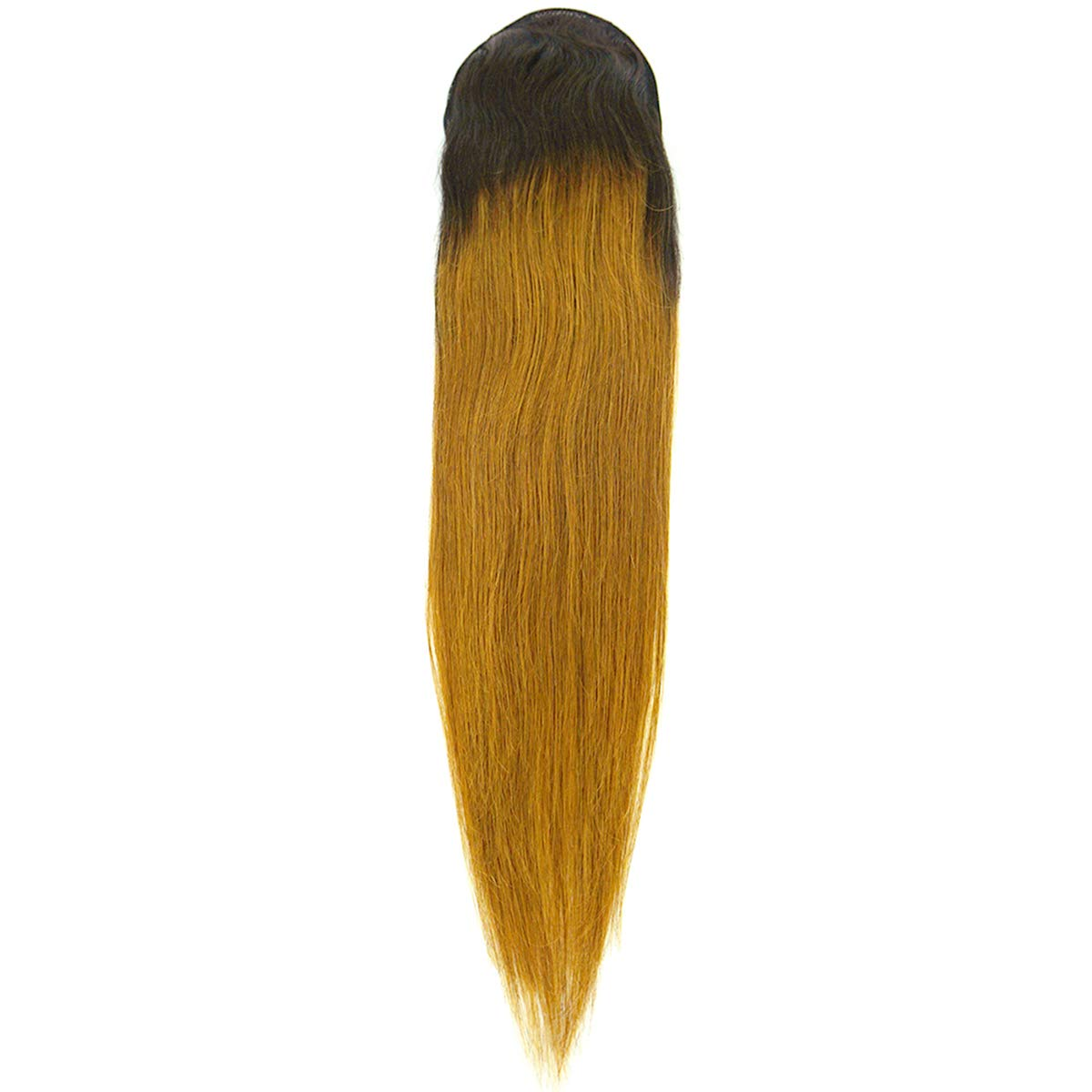 Feelgrace Drawstring New Shipping Free Straight Ponytail Hair Extension Ombr Max 79% OFF Human