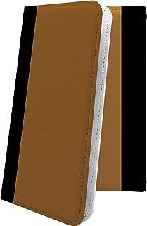 Galaxy A7 / A30 / SCV38 / A8 SCV32 マルチタイプ マルチ対応ケース ケース 手帳型 茶色 おしゃれ ギャラクシー 手帳型ケース かっこいい galaxya30 galaxya8 scv 32 38 ボーダー マ...