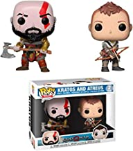 Funko Pop! Games: God of War - Kratos & Arteus Collectible Toy