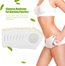 Slimming Patch Chinese Medicine Slimming Bolus Fat Burning Patches Weight Loss Stickers Red Circle 100Pcs Estimated Price : £ 29,28