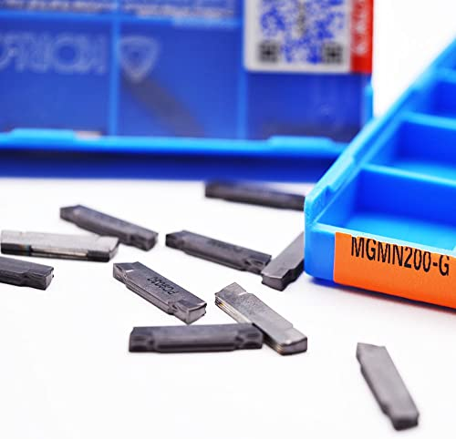 high quality ZIMING-1 new arrival new arrival 10pcs MGMN200-G PC9030 CNC Carbide Inserts tools outlet sale