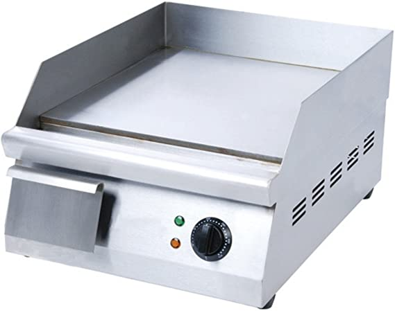 Adcraft GRID-16 16-Inch Countertop Griddle