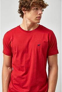 Camiseta Rafael - Vermelho