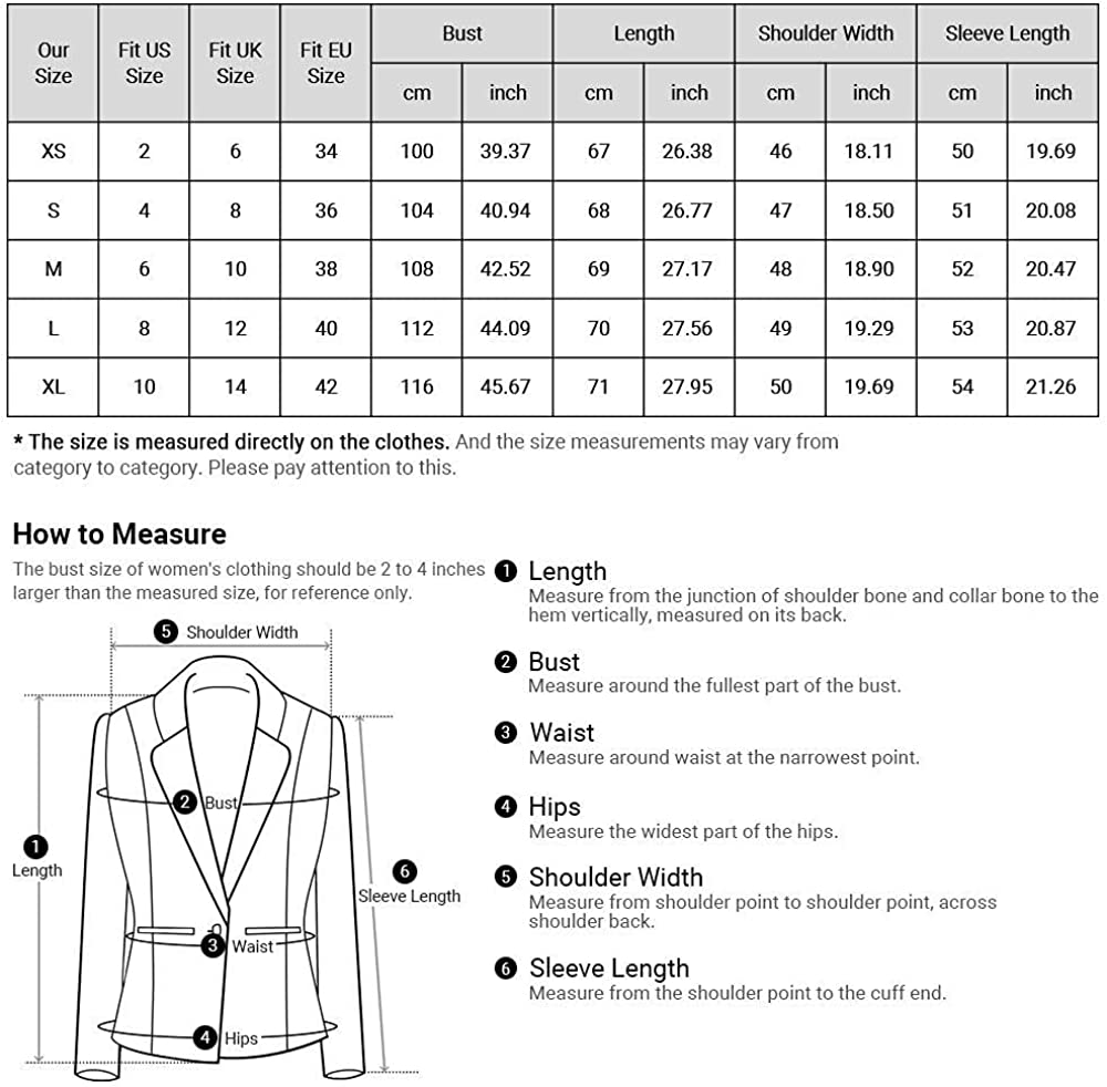 ZAFUL Women's Plaid Shirt Button Down Wool Blend Thin Jacket Long Sleeve Casual Blouse Tops with Pocket