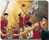 Customized Rectangle Slam Dunk image For Large Mousepad Gaming Mouse Pad (20mm24mm)(89 inch) GGH8106232