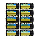 "Best Cr123 Batteries - Panasonic CR123A Lithium 3V Photo Lithium Batteries, 0.67"" Review"