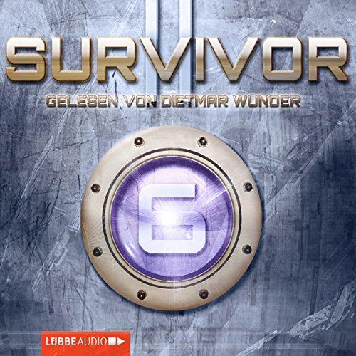 Brennender Hass (Survivor 2.06) Titelbild