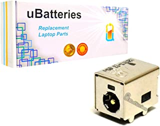 UBatteries Compatible AC-DC Power Jack Connector Replacement For HP pavilion dv6000 dv9000 Compaq Presario V6000 F500 F510 F550 F700 F710 Series