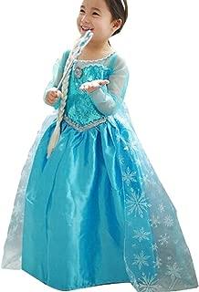 CXFashion Baby Girls Toddlers Princess Party Dress Up Costume Anna