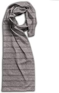 ZWFGBJY Pointelle Jersey Knit Mini Stripes Grey Designer Fabric - Fabric.com Women's Cotton Scarf Women's Soft Soft Scarf Wrap Large Shawl Shawl Adult