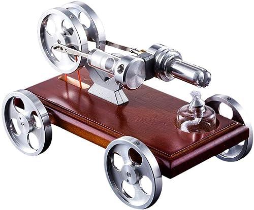marcas de moda Hppteach Motor de Aire Caliente Caliente Caliente Stirling Motor Modelo Educativo Juguete único generador de Volante  n ° 1 en línea