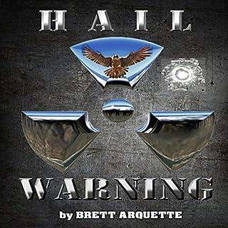 Hail Warning audiobook cover art