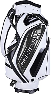 AW Waterproof Golf Carry Bag 18x10x51' w/ 9 Pockets for Male Adult Golf Accessory Sport