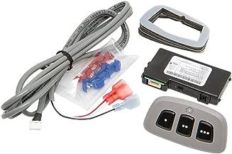 Gentex HV5G HomeLink V - Headliner Mounted Wireless Control System with Gray Bezel