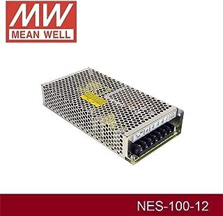 Mean Well NES-100 Fuente de alimentación de salida única de 100 vatios