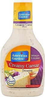 American Garden Creamy Caesar Dressing - 473 ml