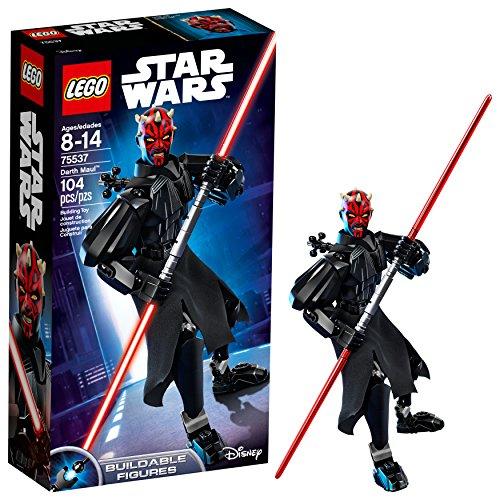 LEGO Star Wars Darth Maul 75537 Building Kit (104 Piece)