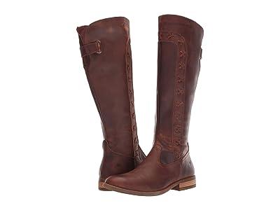 Born Albi (Brown Full Grain Leather) Women