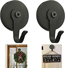 Pmsanzay Magnetic Wreath Hanger - by Placing one Magnet on Either Side of The Single-pane Glass (Such as a Storm Door) or ...