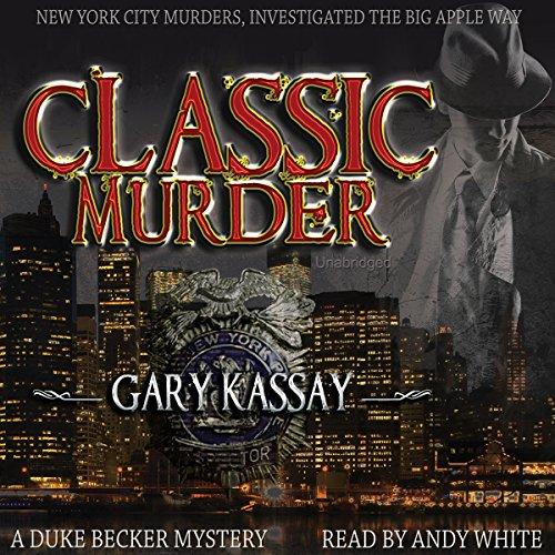 Classic Murder audiobook cover art