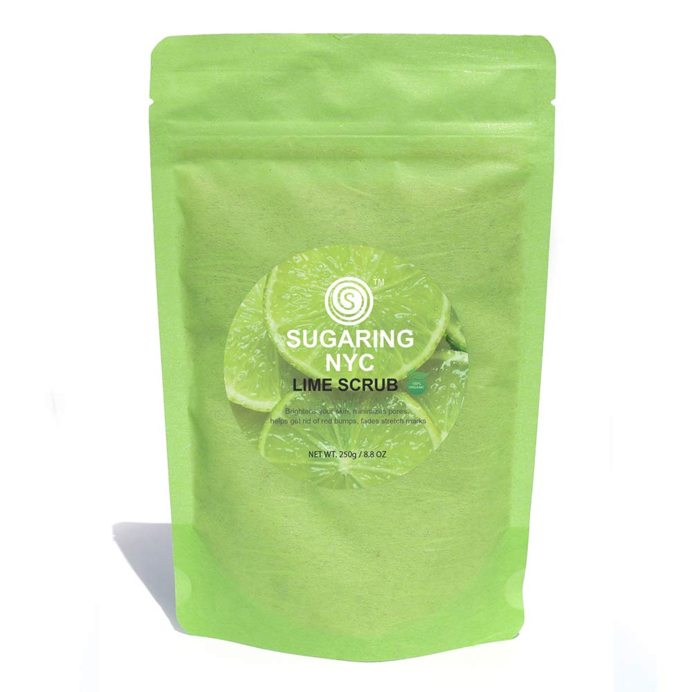 Sugaring NYC Body Scrub - Super intense SALE OFFicial mail order Skin Brightening