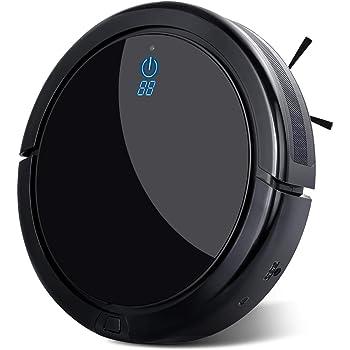 ALIFE Robot Aspirador y Fregasuelos, Mapeo y Navegación Inteligente, autocebado, aspiradora para pelos de Mascotas, Polvo, Personas alérgicas, Pisos Duros, alfombras Delgadas, Negro: Amazon.es: Hogar
