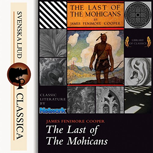 The Last of the Mohicans (Leatherstocking Tales 2) audiobook cover art
