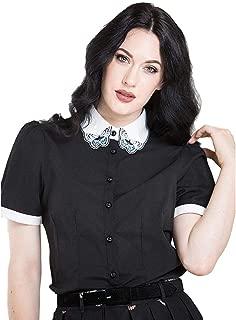 Best butterfly collar shirt vintage Reviews