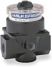 WILKERSON R21-03-000-17 DIAL-AIR 0-160PSI 3/8IN NPT PNEUMATIC REGULATOR D299414