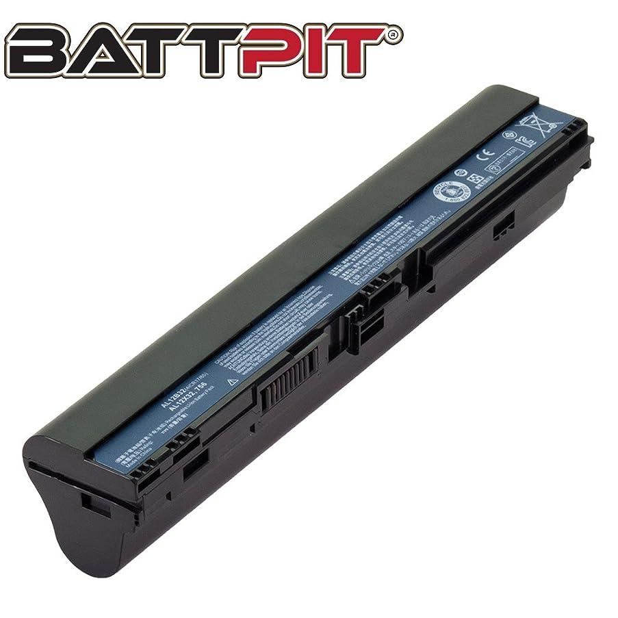Battpit? Laptop/Notebook Battery Replacement for Acer Aspire One 725 756 V5-171 TravelMate B113 B113-M Chromebook C710 AL12A31 AL12B31 AL12B32 AL12X32 (2200 mAh/ 33Wh)