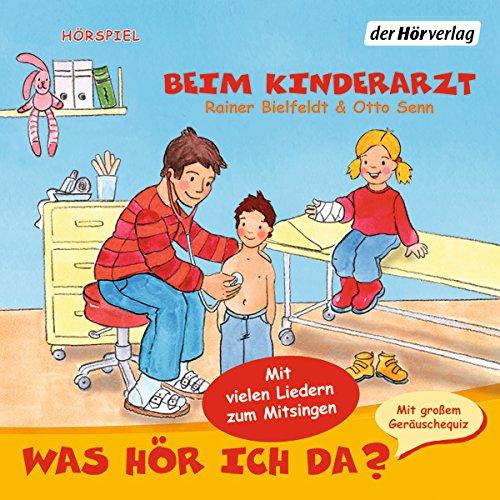 Beim Kinderarzt (Was hör ich da?) Titelbild