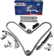 MOCA Timing Chain Kit Compatible with 2006-2013 Lexus IS250 GS350 ES350 & 05-11 Toyota Camry Highlander 3.5L 3.0L 2.5L V6 DOHC 2GRFE 2GRFSE