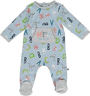 YATSI - Pelele bebé algodón Letras y Animales bebé-niños