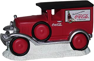 Coca Cola Town Square Red Delivery Truck CG2416