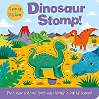 Dinosaur Stomp! (Push and Play)