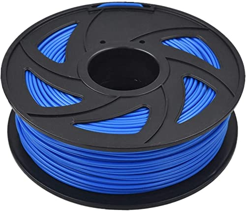 new arrival ABS 3D high quality Printer Filament - 2.20 lb (1KG) The Diameter of 3.00 mm, Dimensional Accuracy ABS Multiple Color online sale (Blue) outlet online sale