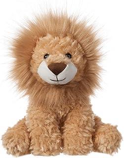 Apricot Lamb Toys Plush Yellow Plush Lion Stuffed Animal Soft Cuddly Perfect for Child Yellow Lion 8 Inches