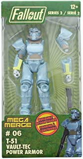 Fallout Mega Merge Series 2 - T-51 Vault Tec
