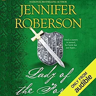 Lady of the Forest     Robin Hood & Marian, Book 1              By:                                                                                                                                 Jennifer Roberson                               Narrated by:                                                                                                                                 Roger Davis                      Length: 30 hrs and 49 mins     52 ratings     Overall 4.3